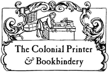 Colonial Printer & Bookbindery